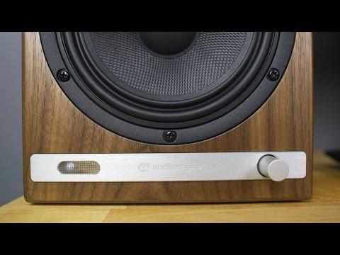 Best Desktop Speakers? Audioengine HD6 Review