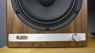 best desktop speakers? audioengine hd6 review