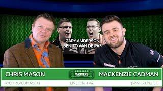 Gary Anderson vs Benito van de Pas | Unibet Masters Preview & Predictions