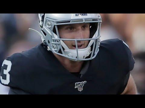 Las Vegas Raiders Nathan Peterman To Start In Final Preseason Game By Eric Pangilinan