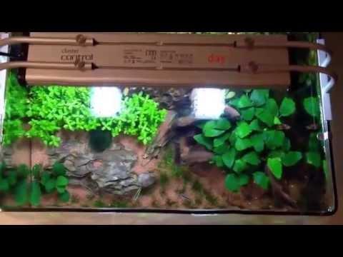 liwebe naturnahe led beleuchtung f r aquarien und mehr doovi. Black Bedroom Furniture Sets. Home Design Ideas