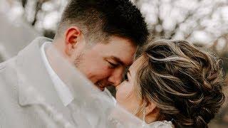 Mauk Wedding - Winter Bride Goals