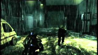 Gears of War Act 3 Belly of the Beast - Chapter 1 Downpour