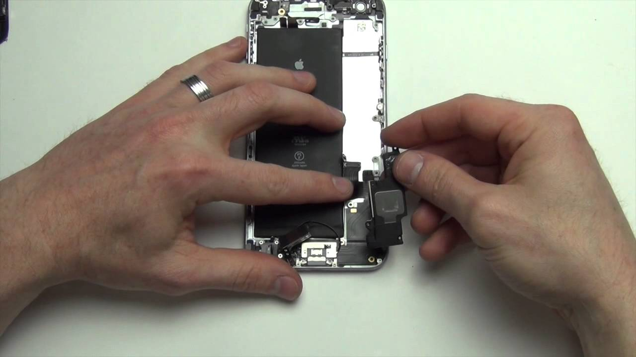 iphone model a1522 how to take apart the iphone 6 plus a1522 a1524 1568