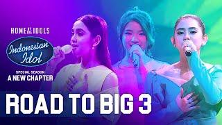 The Super Girls Terlanjur Mencinta Yovie Widianto Road To Big 3 Indonesian Idol 2021 MP3