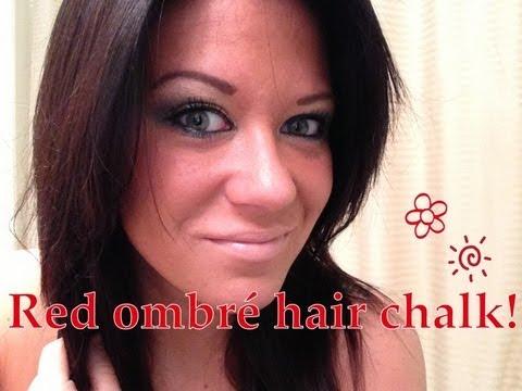 color bug hair chalk dark brown hairs