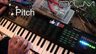 .:Preview:. Circuit bent yamaha PSS-270 by Baum