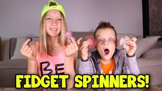 Our Collection of FIDGET SPINNERS!
