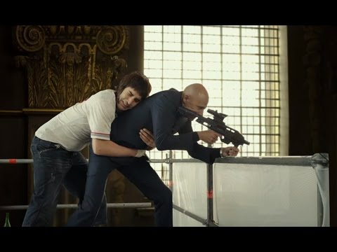 "The Brothers Grimsby"" And Excited Elephant"
