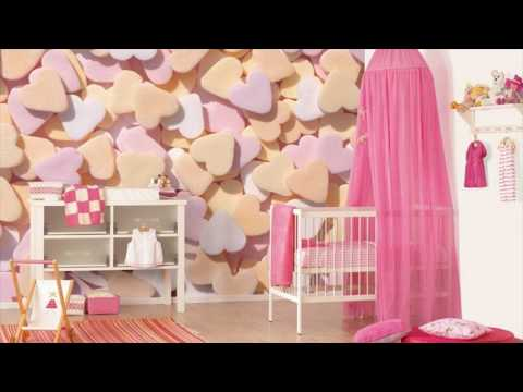 3d Wallpaper Decoration Bedroom Kids Design