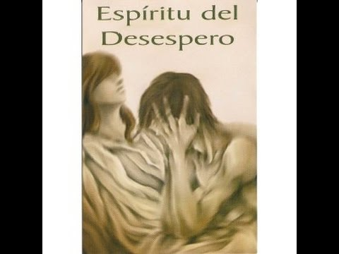 Oración al Espíritu del Desespero leida para atraer a una persona
