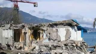 Демонтаж пансионата, Сон у моря, Ялта.mpg(, 2012-01-15T21:56:17.000Z)