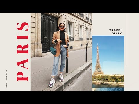 Buying my First Chanel Bag | Paris Travel Vlog