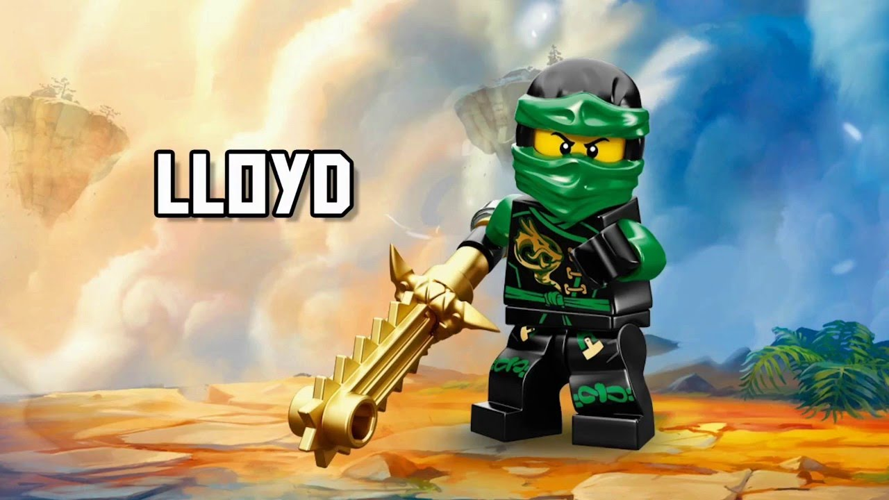 how to make lego ninjago characters