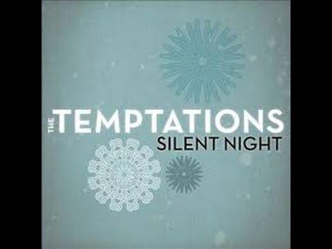 Silent Night  The Temptations (lyrics in Description)