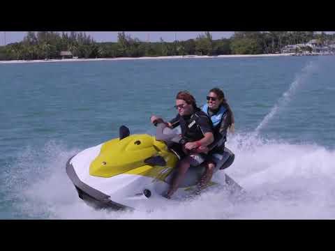 Jetski rental: A Full Day of Fun on Yamaha's 2015 V1 WaveRunner
