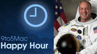 9to5Mac Happy Hour: An interview with Astronaut Reisman, 'For All Mankind' consultant for Apple TV+
