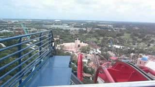 SheiKra roller coaster at Busch Gardens Tampa Thumbnail