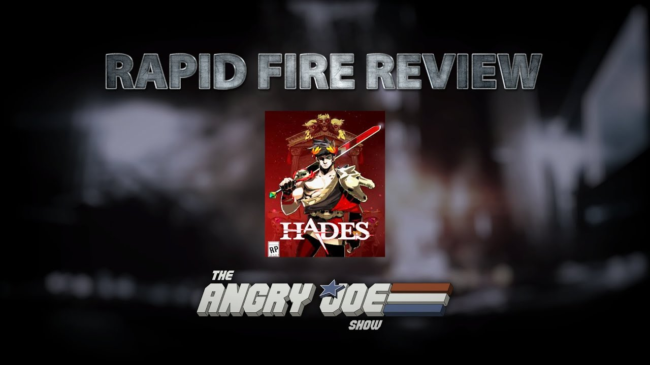 Hades [Early Access] Rapid Fire Review (Video Game Video Review)
