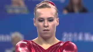 Championnats du monde Gymnastique artistique 2017