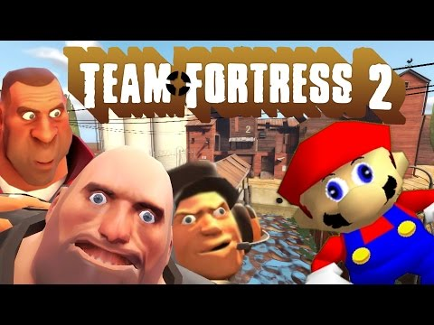 Thumbnail: If Mario was in...Team Fortress 2