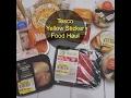 Tesco Reduced Yellow Sticker Food Haul