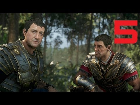 [Part 5] 1080p Ryse Son of Rome Gameplay Walkthrough/Let's Play/Playthrough (Xbox One Exclusive)