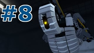 LEGO Dimensions Walkthrough - Part 8 (GLaD to See You)