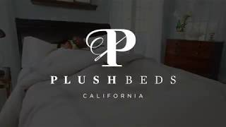 PlushBeds Cool Bliss Memory Foam Mattress Review