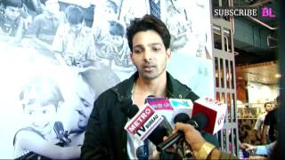Harshvardhan Rane hosts Shirt Off to fund the education of a little girl