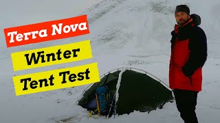 Wild Camping & Hillwalking - The Mamores & Southern Cross 1 Tent Review