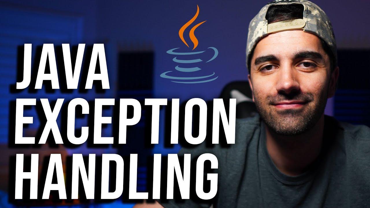 Java Exception Handling Tutorial