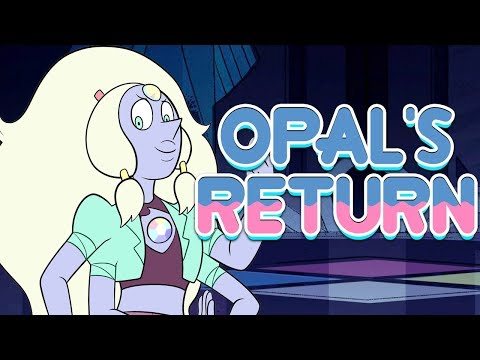 The Importance Of Opal in Steven Universe: The Movie!