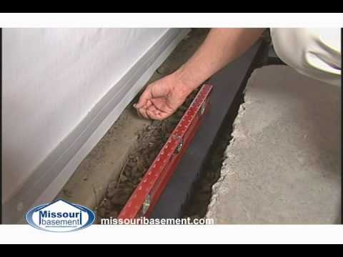 Basement Waterproofing & Basement Waterproofing - YouTube