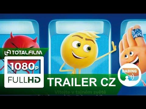 Emoji ve filmu (2017) CZ HD dabing trailer