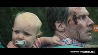 Отец зомби спасает дочь!!