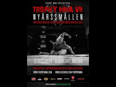 Trophy MMA VII - 26/12-2015