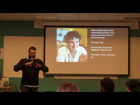 Josh Shepherd: The experience of acting and the structure of phenomenal consciousness