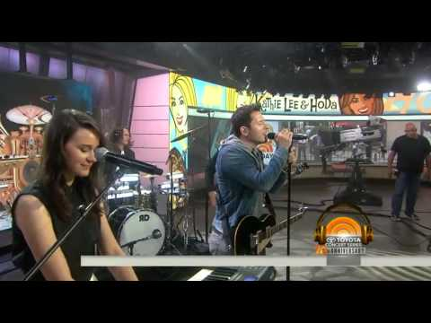 Fireflies - Live on the Today Show
