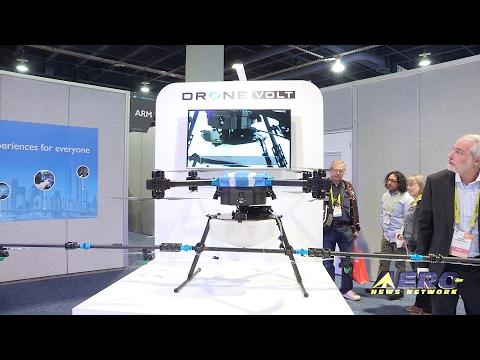 Aero-TV: The DroneVolt Ag Program - Honest Work For Tomorrow