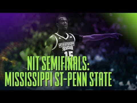 Mississippi State Bulldogs vs. Penn State Nittany Lions | Sports BIT | NCAAB Picks
