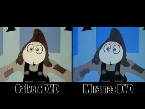 The Thief DVD Comparison Part 1