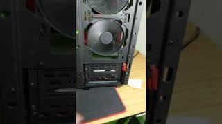 NZXT S340 vibration noise.