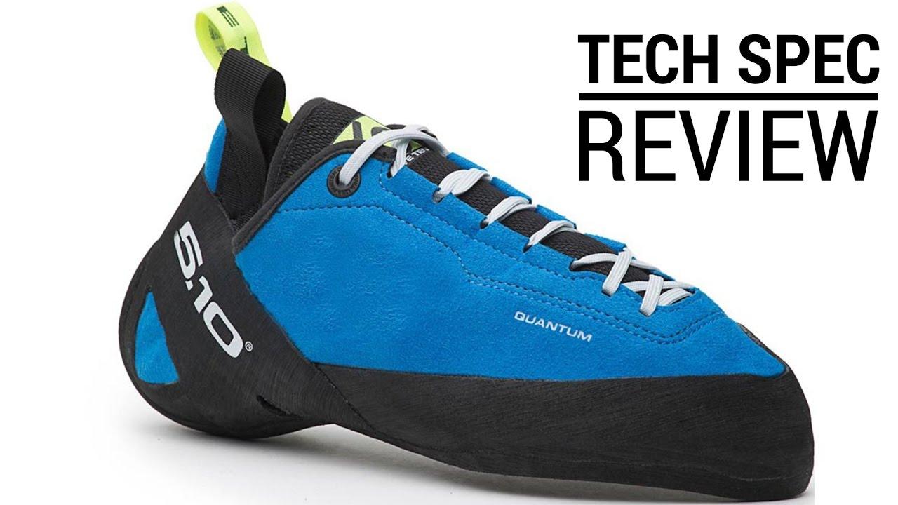 Quantum Climbing Shoe Review