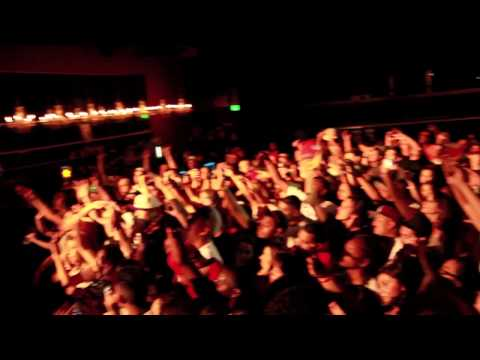 HUSALAH & THE JACKA OFFICIAL VIDEO LIVE AT ACE OF SPADES IN SACRAMENTO