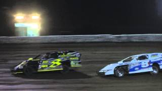 HEAT OF THE NIGHT: USMTS Casey's Cup Series @Southern Oklahoma Speedway 3/3/16
