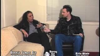 Download lagu Ronnie James Dio talks w Eric Blair 1997 MP3