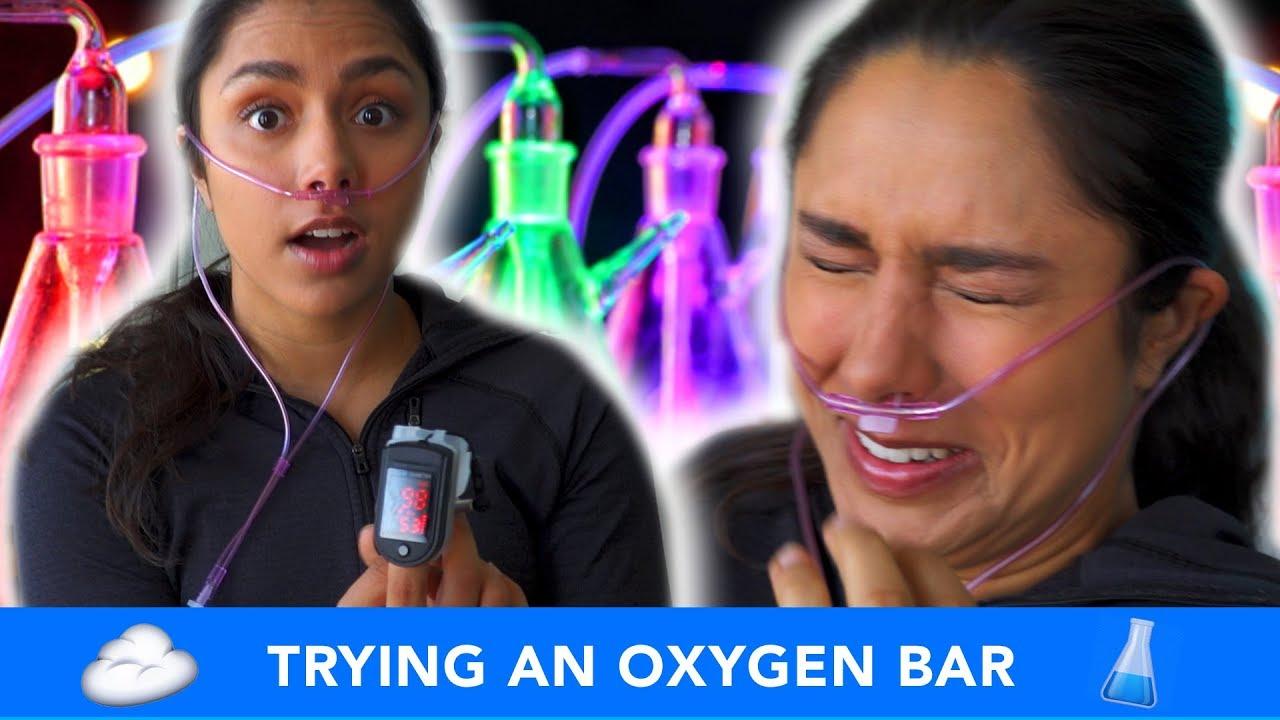 Image result for Oxygen bar