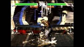 Killer Instinct Gold Nintendo 64 Gameplay - Killer