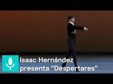 Isaac Hernández reconocido como el mejor bailarín del mundo, en Al Aire - Al Aire con Paola
